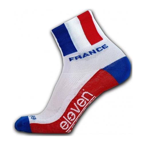 Socks ELEVEN HOWA STRIPE white