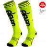 Compression socks Eleven Fluo