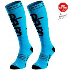 Compression socks Eleven blue