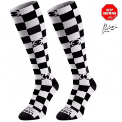 Compression socks Cube BW