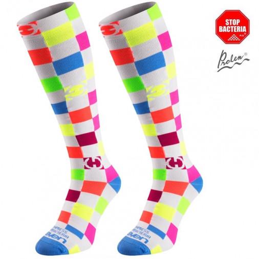 Compression socks Cube Color