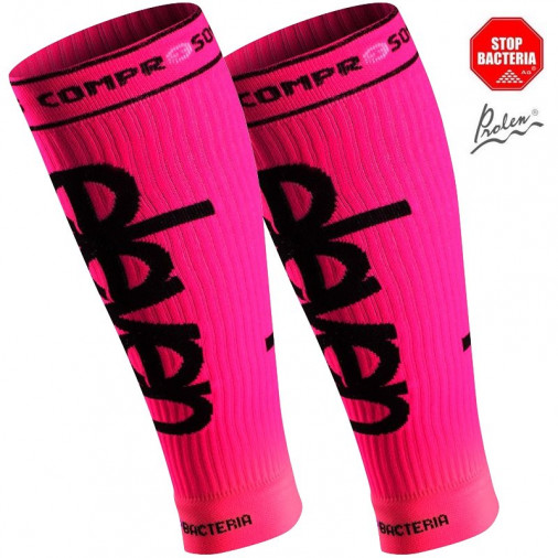 Compression socks for calves Eleven Pink