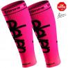 Compression socks for calves Eleven Pink