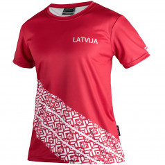 woman T-SHIRT LATVIJA