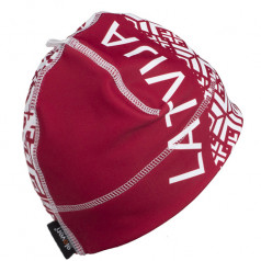 Beanie MATTY LATVIJA red