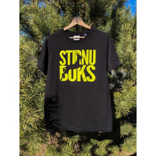 STIRNU BUKS t-krekls ELV1 vīriešu