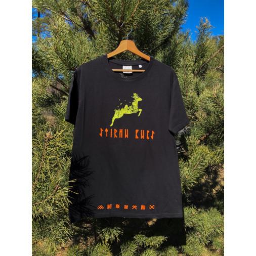 Vīriešu t-krekls STIRNU BUKS 2