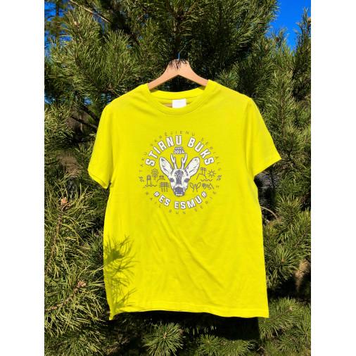 Vīriešu t-krekls STIRNU BUKS 4
