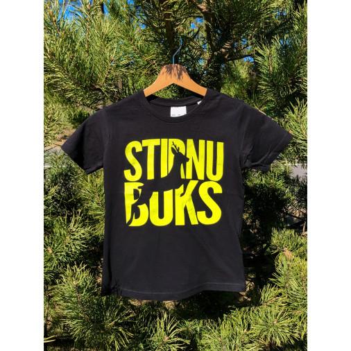 Bērnu t-krekls STIRNU BUKS 1