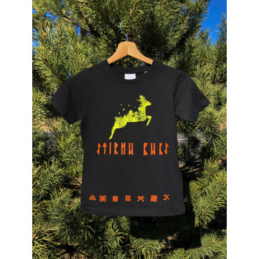 Bērnu t-krekls STIRNU BUKS 2