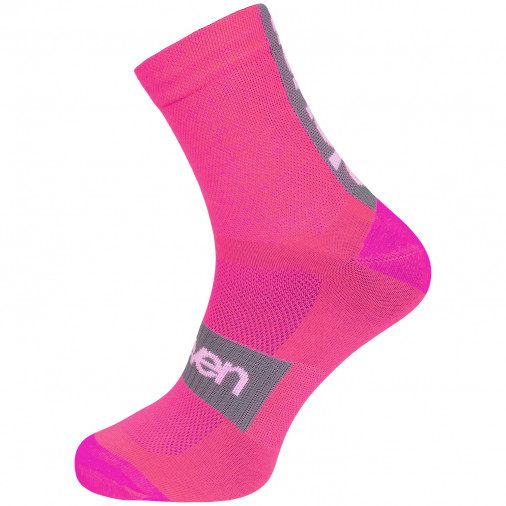 Socks SUURI+ AKILES pink