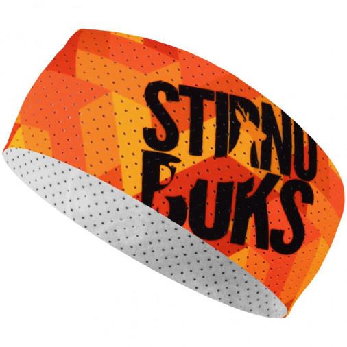 ELEVEN headband STIRNU BUKS 2020 AIR orange
