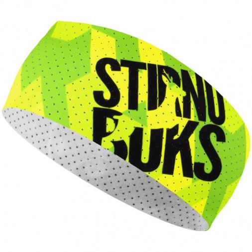 ELEVEN headband STIRNU BUKS 2020 AIR fluo