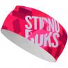 Eleven headband Stirnu Buks 2020 red