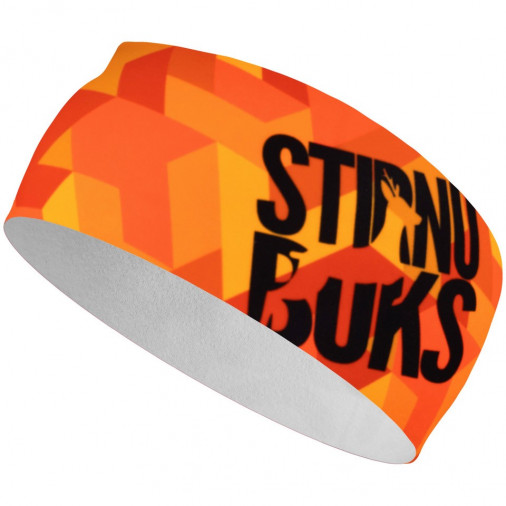 Eleven headband Stirnu Buks 2020 orange