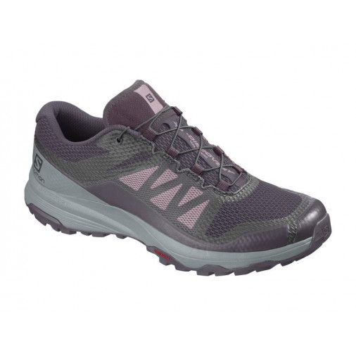 SALOMON trail running shoes Sense Flow light blue/grey