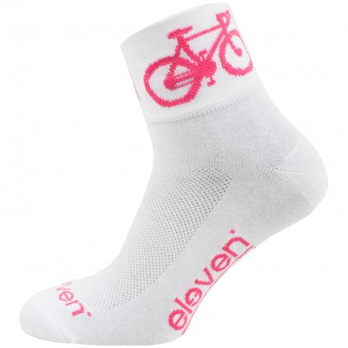 Socks HOWA ROAD white