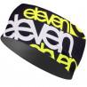 headband HB SILVER ELV FLUO black