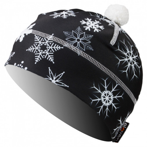 Beanie SVEN SNOW black