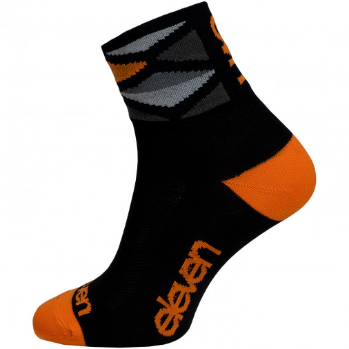 Socks HOWA RHOMB orange