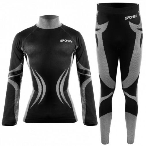 SPOKEY thermoactive underwear seamless set NAKNEK 926240