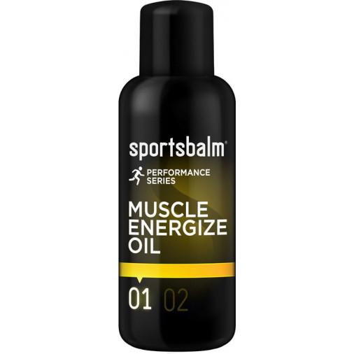 SPORTSBALM ENERGIZE oil 200ml