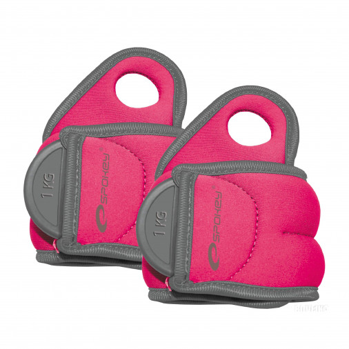 SPOKEY weight cuffs for arms / legs FORM IV, 2x0.5kg