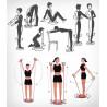 SPOKEY fitness disc TWIST