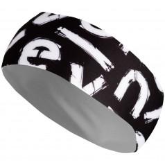 headband ELEVEN HB light LETT black