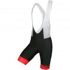 Woman cycling pants HOR black/red