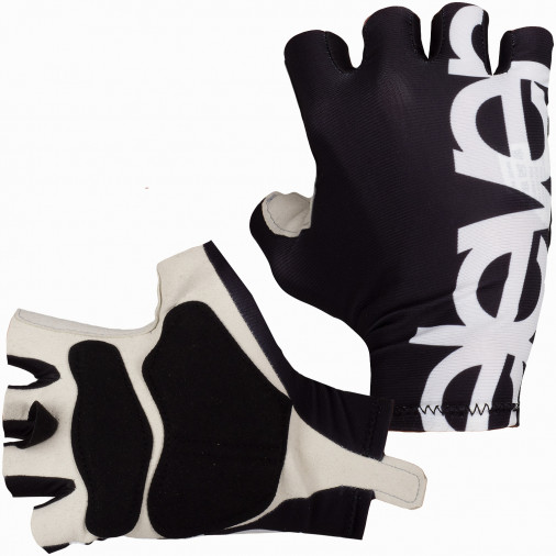 cycling gloves ELEVEN blk/wht