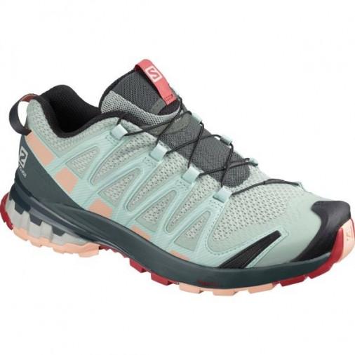 SALOMON trail running shoes XA PRO 3D W red