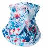 Multifunctional scarf ELEVEN MEADOW white