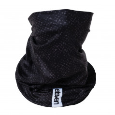 Multifunctional scarf ELEVEN SCREEN BLACK