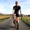 cycling jersey PRO black