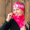 Multifunctional scarf ELEVEN VERTICAL F160