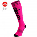 Long compression socks