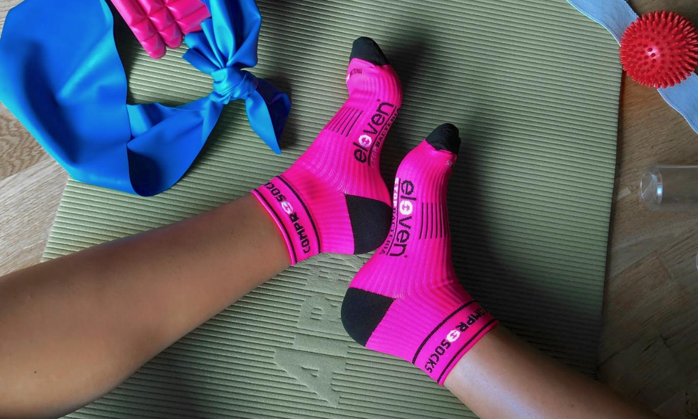 Short compression socks Eleven