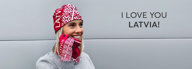I love you Latvia!